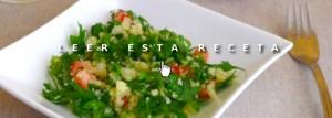 Cenas fáciles: tabbouleh, taboule o tabule
