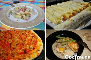 15 recetas de cenas f ciles for Cenas faciles