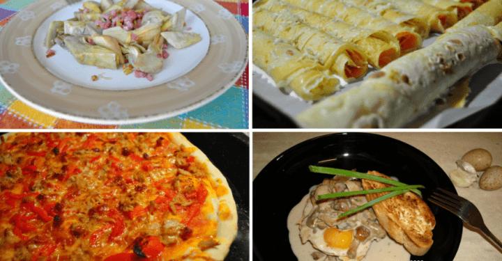 recetas de cenas faciles