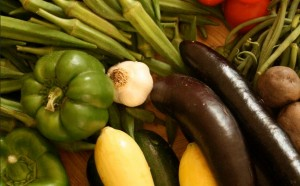 Alimentos de temporada en diciembre: verduras