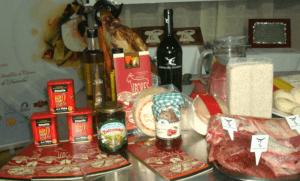 Alimentos con Denominación de Origen de Extremadura