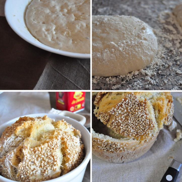Panzuelitas: cazuelitas de pan
