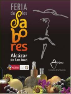 Cartel de la VIII Feria de los Sabores