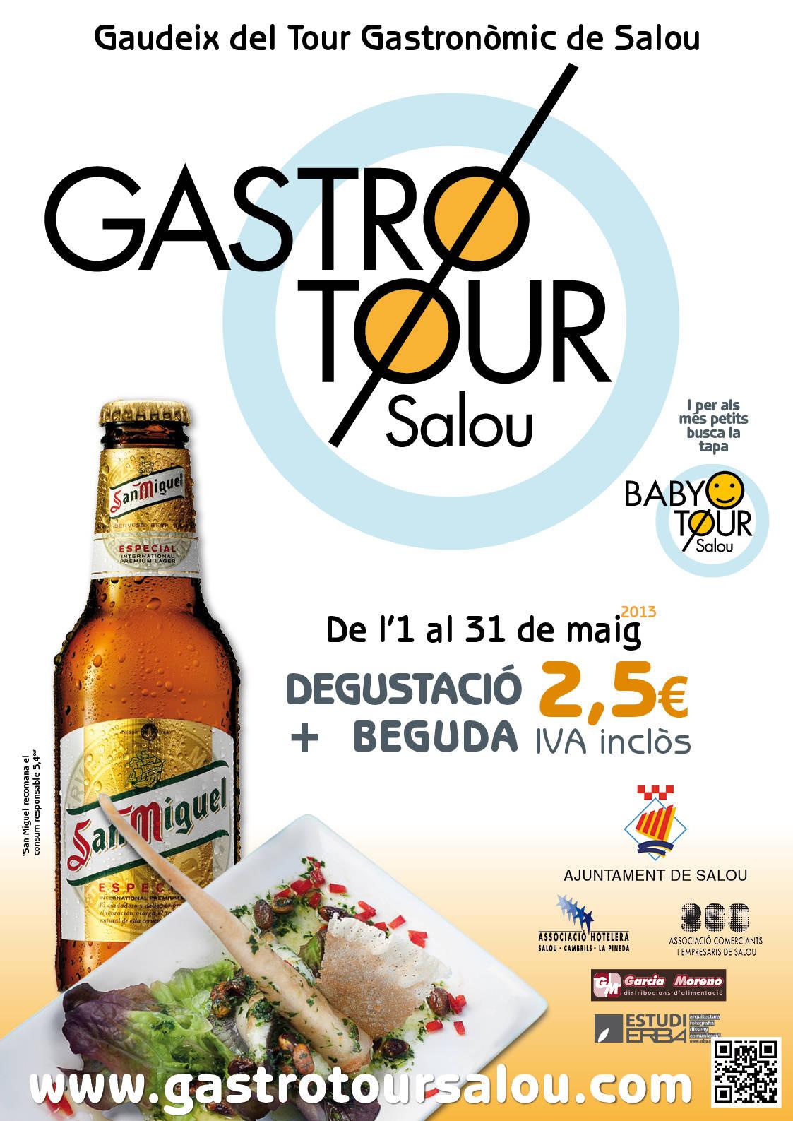 GastroTour Salou 2013