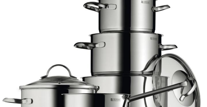 Comparativa de bater as de cocina for Baterias de cocina hipercor