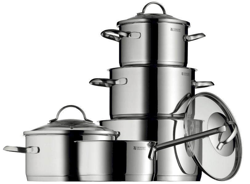 5 consejos antes de comprar una bater a de cocina for Pilas de cocina