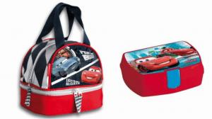 Sandwichera + portameriendas de Cars