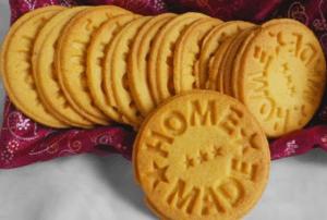 Sello Home Made para galletas