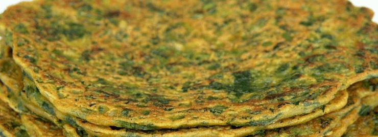 Cenas para niños: Tortitas de espinaca