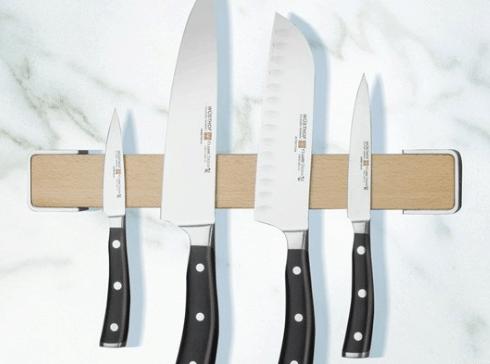 Barra magnética para cuchillos