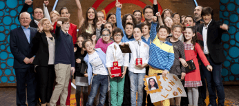 Participantes en MasterChef Junior 2013