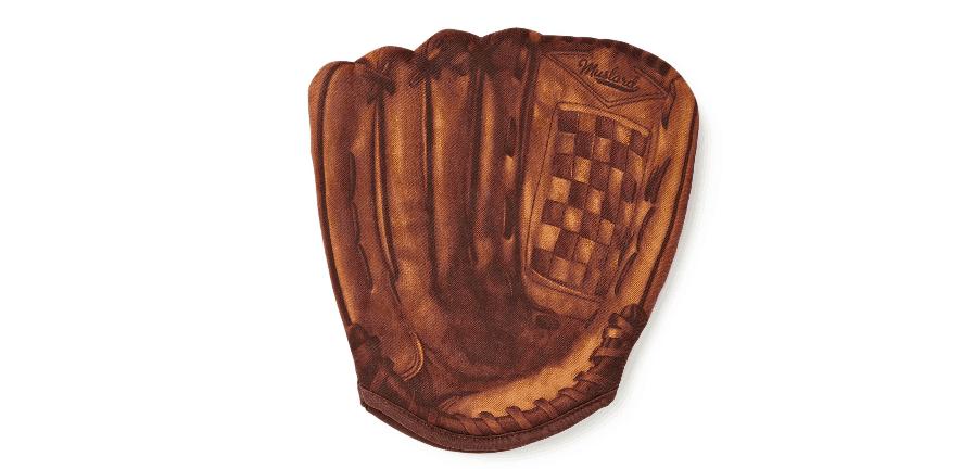 manopla horno guante de bisbol