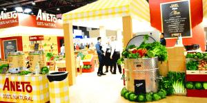 stand de Aneto en Alimentaria 2014