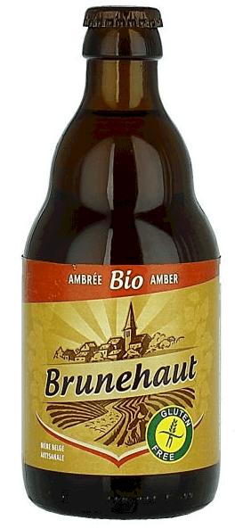 Cerveza sin gluten Brunehaut