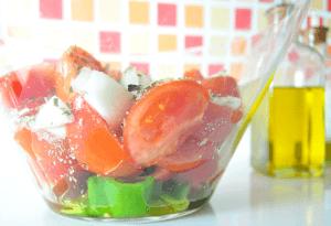 Ingredientes del gazpacho andaluz auténtico