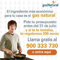 Gas Natural - Jordi Cruz