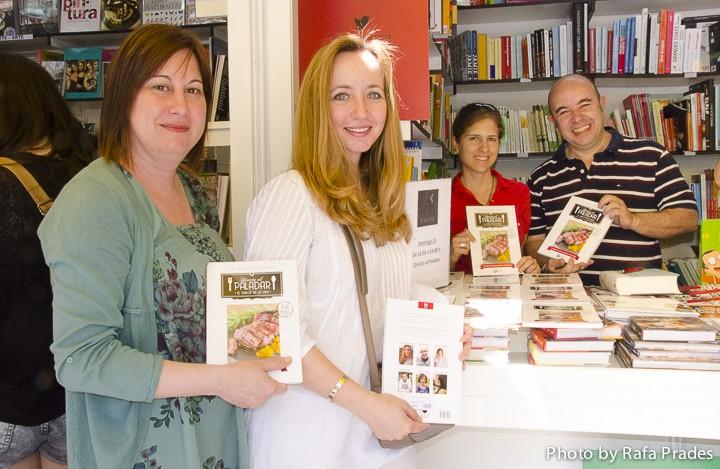 """Autores de """"El sabor de la vida"""" de Directo al Paladar"""