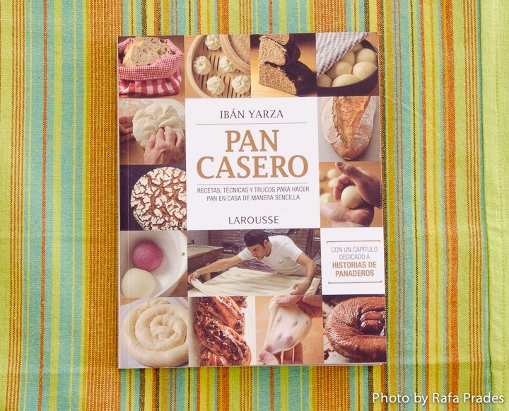 Libro: Pan casero de Yban Yarza