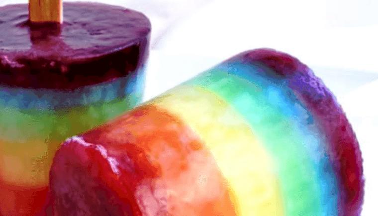 Polos arcoiris