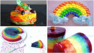 Recetas de colores