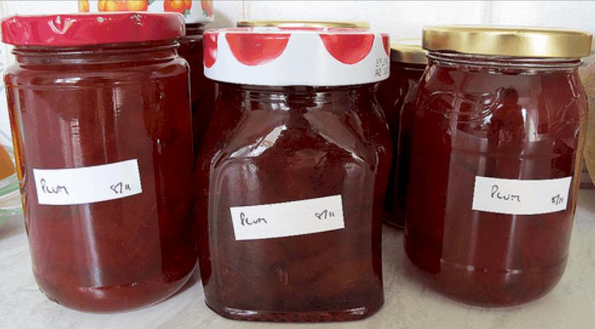 Esterilizar frascos de mermelada