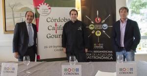 Foto | Presentación de Córdoba Califato Gourmet en el Mirador de Ulía