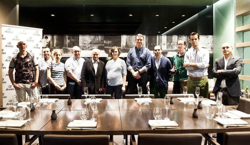 Encuentro de bloggers gastronómicos en el Kirei by Kabuki
