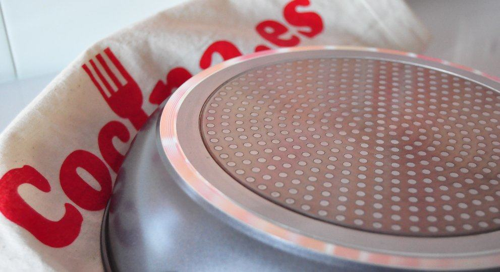 Fondo difusor sartén cerámica Kyocera