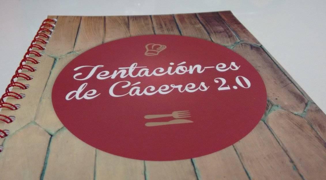Recetario Tentación-es de Cáceres 2.0