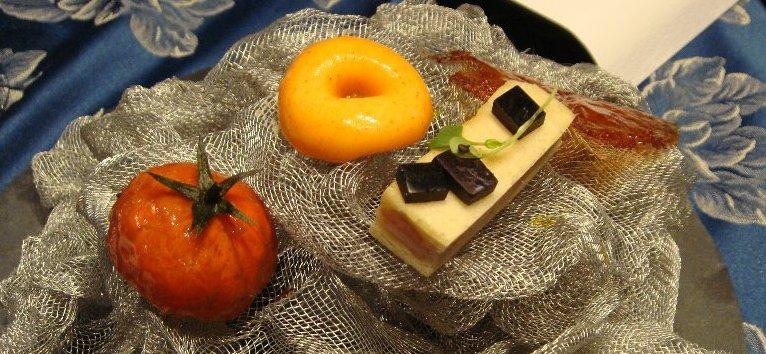 Snacks de Claudio Vidal, de Casa Claudio
