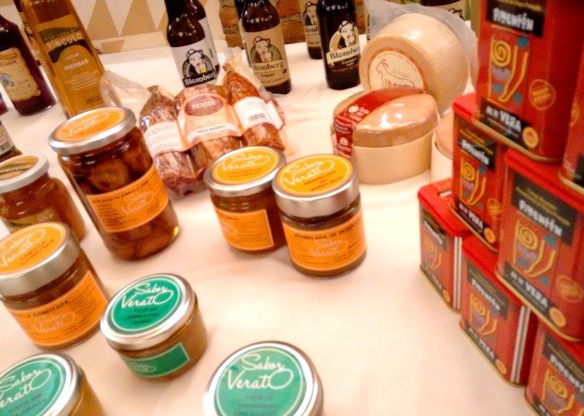Pimentón de La Vera y otros productos de Extremadura