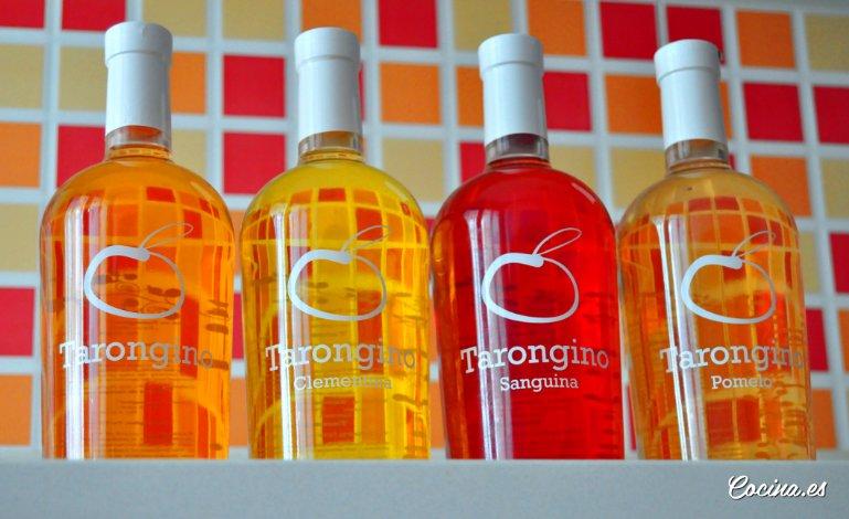 Tarongino, vino de naranja