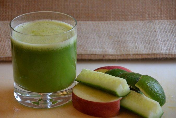 Vitaminas - Zumos de frutas y verduras