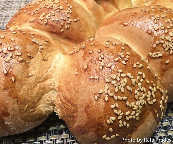 "Pan de Shabat ""Jalá"""