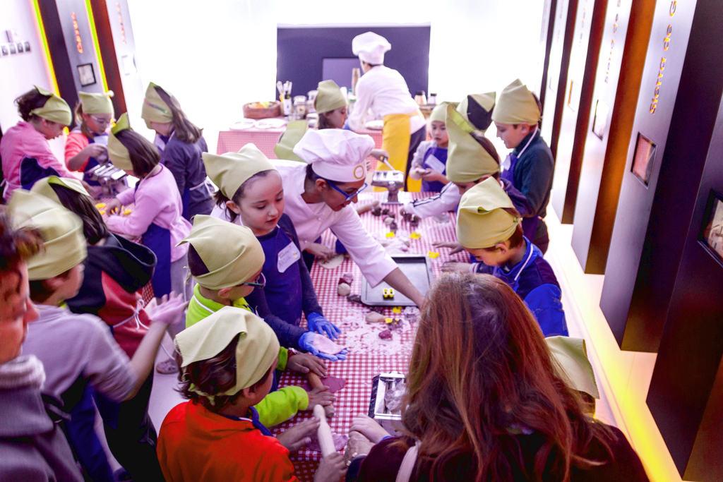 Desayunos saludables con niños