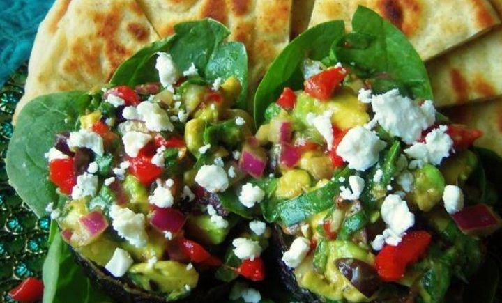 guacamole griego