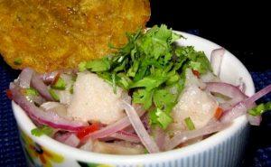 Cómo hacer ceviche peruano