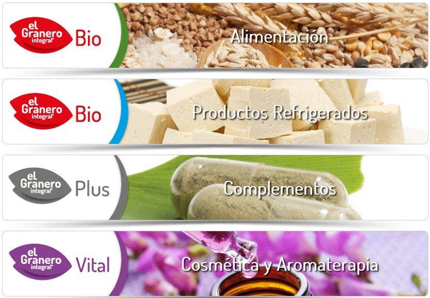 El granero integral: productos ecológicos