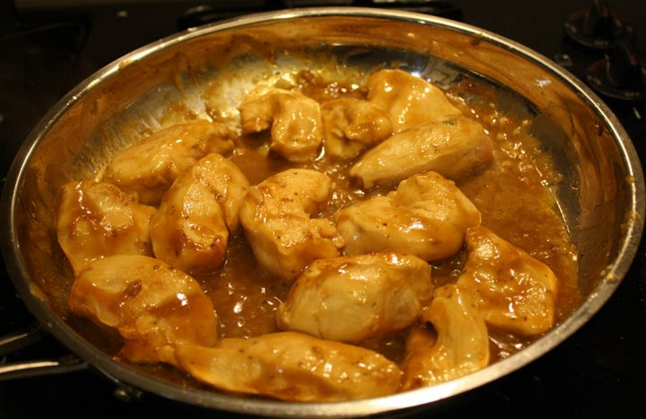 Recetas de comida china: cerdo al curry