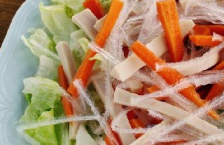 Recetas de cocina china: ensalada china