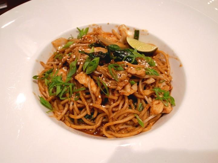 Recetas de comida china: fideos chinos