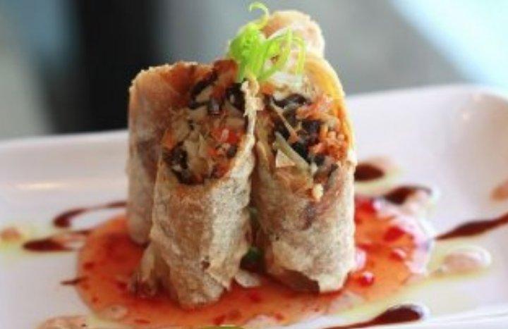 Recetas de comida china: rollitos de primavera