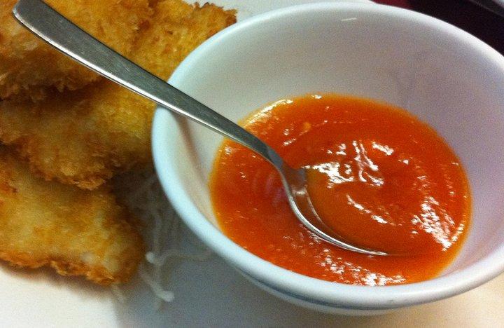Recetas de comida china: salsa agridulce