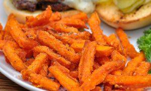 Zanahoria frita
