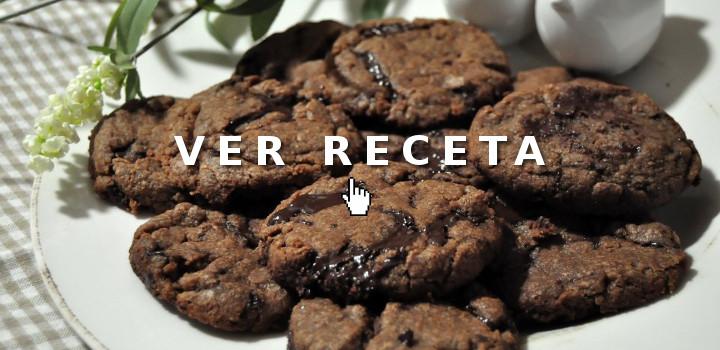 Postres fáciles: Galletas de Chocolate