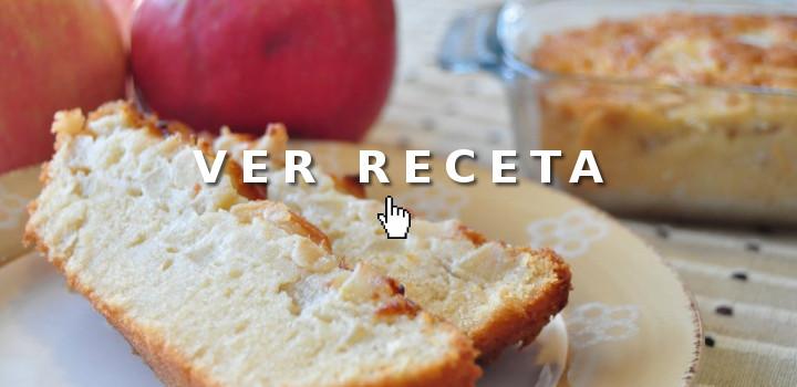 Postres fáciles: Tarta de Manzana
