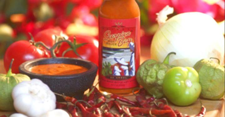 Scorpion sauce