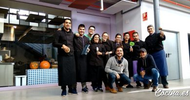 Escuela de cocina, Alumnos del Grado Superior de Imagen y Sonido, y Cocina.es