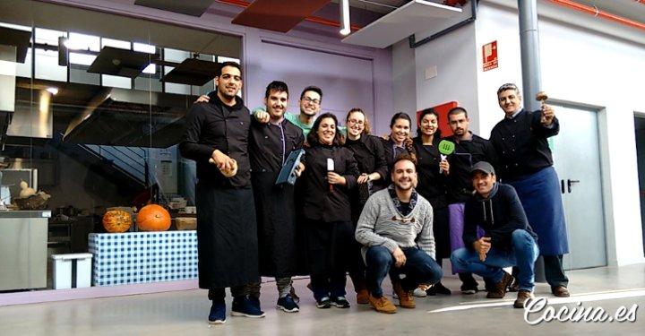 Escuela de cocina del proyecto hebe - Grado superior cocina ...