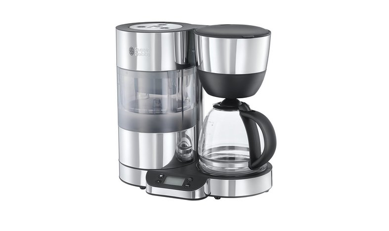 Mejores cafeteras de goteo Russell Hobbs 20770 Clarity